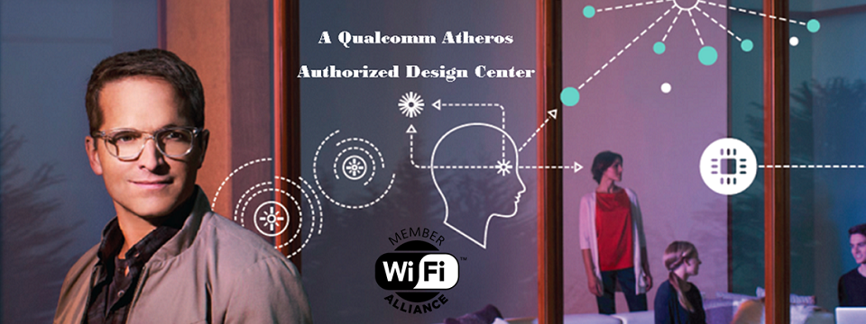 Qualcomm Atheros Authorized Design Center (ADC)