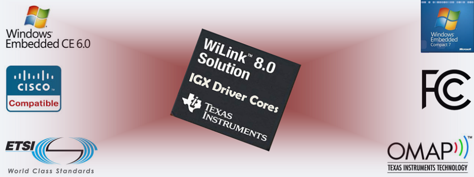Intelligraphics IGX WiLink 8 Driver Suite