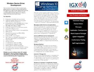 Intelligraphics.com Wireless-Brochure